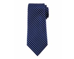Armani Collezioni  - Neat Circle-Dot Printed Tie