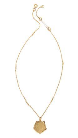 Marc Jacobs  - Metal Tambourine Necklace