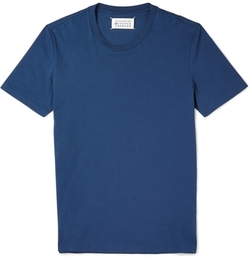 Maison Margiela - Cotton-Jersey Crew Neck T-Shirt