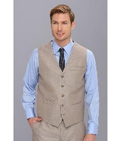Perry Ellis - Broken Twill Suit Vest