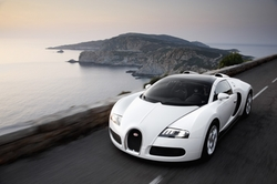Bugatti - Veyron Sports Car