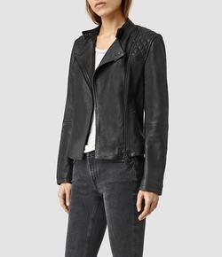 All Saints - Randall Leather Biker Jacket