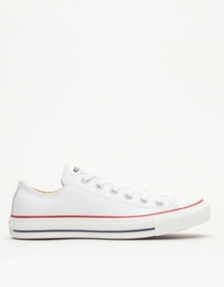 Converse - Leather Low Top All Star Sneakers