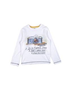Cesare Paciotti 4us - Round Collar T-Shirt