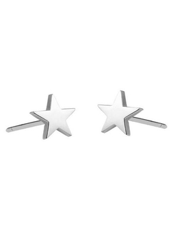 Jennifer Meyer - Mini Star Stud Earrings