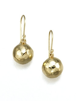 Ippolita  - Mini Ball Drop Earrings