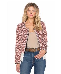 Tularosa - Santa Fe Fringe Jacket