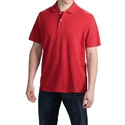 Reed Edward - Solid Polo Shirt