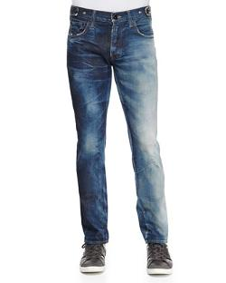 PRPS - Rambler Japanese Faded-Leg Denim Jeans