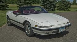 Buick - 1990 Reatta Convertible