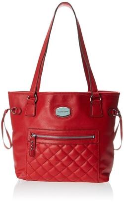 Franco Sarto - Dallas Quilted Travel Tote Bag