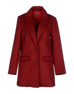 Pepe Jeans - Lapel Collar Coat