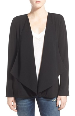 Leith - Drape Front Blazer