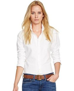 Polo Ralph Lauren  - Long-Sleeve Oxford Shirt