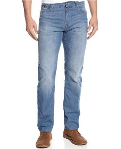 Hugo Boss - Maine Light Wash Jeans