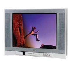 Toshiba - Flat Color TV