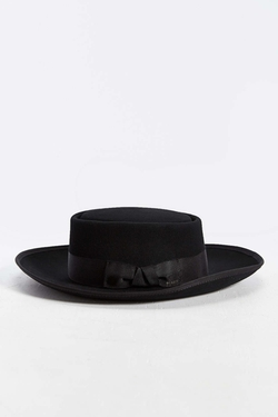 Bailey of Hollywood - Wide Brim Pork Pie Hat