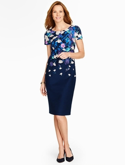 Talbots - Evening Garden Dress