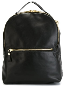 Sophie Hulme - Classic Leather Backpack