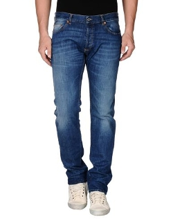 M.grifoni Denim - Straight Leg Denim Pants