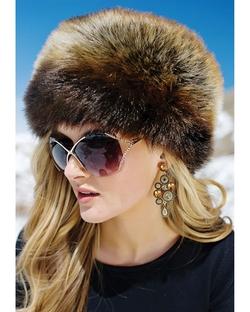 Donna Salyers - Fabulous-Furs Hat
