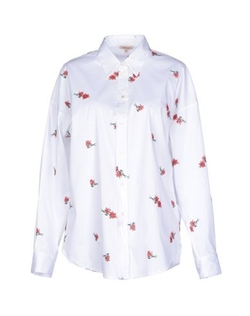 P.A.R.O.S.H. - Floral Design Shirt