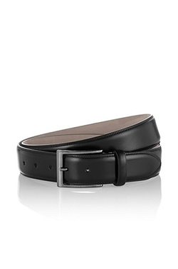 Boss Hugo Boss - Leather Embossed Edge Belt