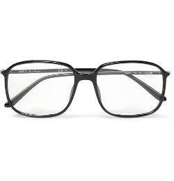 SAFILO X MARC NEWSON   - SQUARE-FRAMED OPTICAL GLASSES
