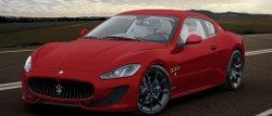 Maserati - Granturismo Sports Car