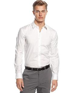 HUGO - Long Sleeve Core Elisha Shirt