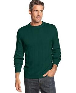 John Ashford - Ribbed Cotton Sweater