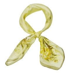 Allydrew - Silk Neckerchief Square Scarf