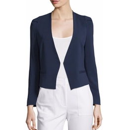 Rebecca Taylor - Refined Stretch Suit Jacket