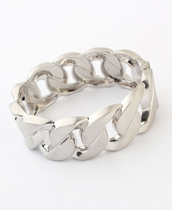 Chicnova - Chain Cross Alloy Bracelet