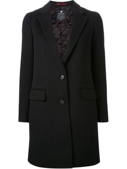 Loveless   - Mid-Length Single Breasted Coat