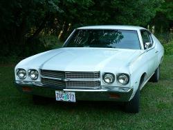 Chevrolet  - 1970 Malibu