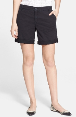 Tory Burch  - Cuff Chino Shorts