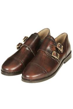 Topshop - Konk Monk Loafer Shoes