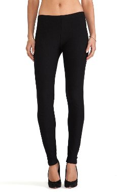 Revolve - Cotton Fleece Lined Legging