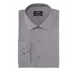 Alfani - Stripe Performance Dress Shirt