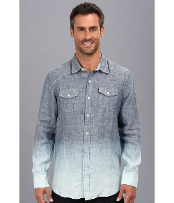 Tommy Bahama Denim - Faded Indigo Long Sleeve Shirt