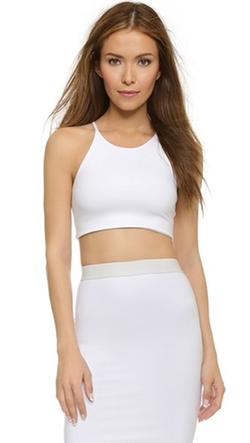 David Lerner - Abbie Bralette Crop Top