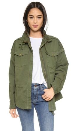 McGuire Denim - Army Jacket