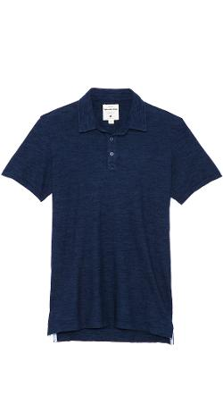 Splendid - Short Sleeve Polo Shirt