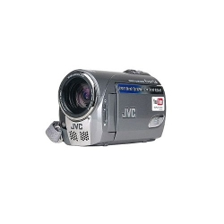 Jvc - Lcd & Laser Touch Operation Camcorder
