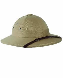 CamoOutdoor  - Classic Pith Army Helmet - British Khaki