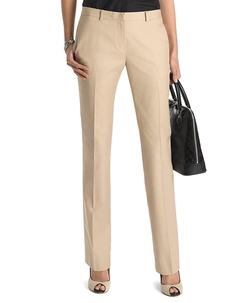 Brooks Brothers - Plain-Front Non-Iron Chinos