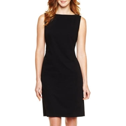 Liz Claiborne - Sleeveless Sheath Dress