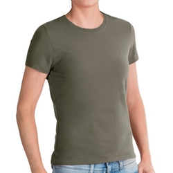 Specially Made - Stretch Cotton T-Shirt