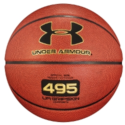 Under Armour - Official Basketball
